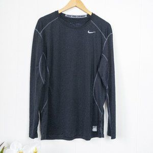 🌻 2/$25 Nike Pro Combat Dri Fit Long Sleeve Shirt